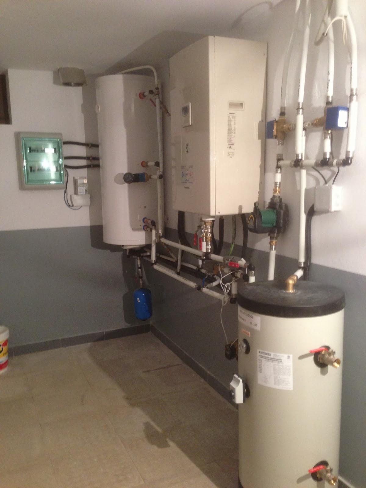 Instalaci N De Aerotermia ~ Precio Instalacion Calefaccion Radiadores